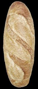 Italienisches Landbrot Sesam